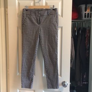 "Patterned loft pants ""Marisa skinny"""